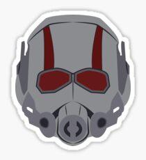 A Small Man Helmet Sticker