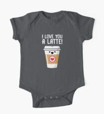 Latte Love Kids Clothes