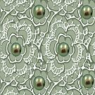 Lace & Pearls 1384 Views by aldona