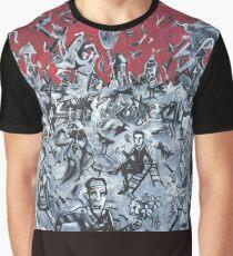 'Meridian' Graphic T-Shirt