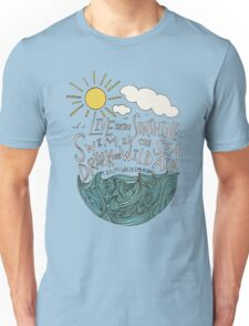 Emerson: Live in the Sunshine Unisex T-Shirt