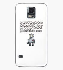 Binary Valentine Case/Skin for Samsung Galaxy