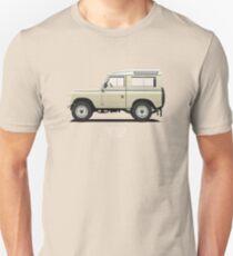 Series 3 Station Wagon 88 Limestone Unisex T-Shirt