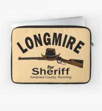 Longmire for Sheriff Laptop Sleeve