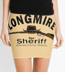 Longmire for Sheriff Mini Skirt