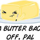 sour food puns - butter by bleachy