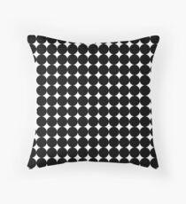 Just Dots Throw Pillow