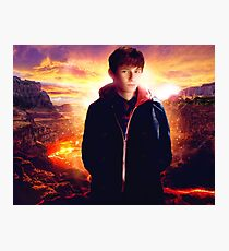 OUAT in the Underworld - Henry Mills Photographic Print