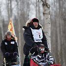 #7 Ceremonial Iditarod Start ~ Wattie McDonald by akaurora