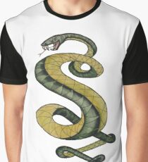 Tunnel Snakes Rule! Graphic T-Shirt