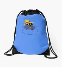 Pocket mage Drawstring Bag
