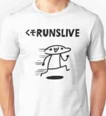KusoRunsLive Unisex T-Shirt