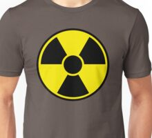 Radioactive Sign Unisex T-Shirt