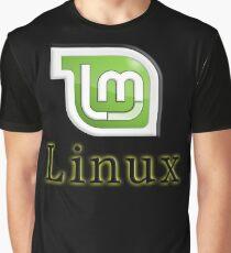 Linux Mint Graphic T-Shirt