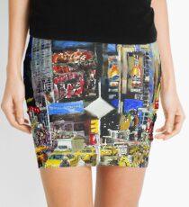 Crossroads of the Worlds Mini Skirt