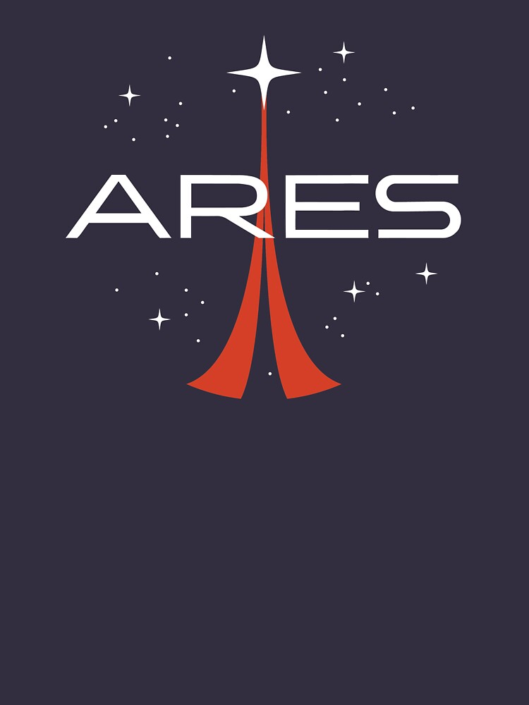 ARES Missions - The Martian by DavidHedgehog
