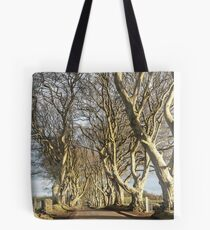 The Dark Hedges Tote Bag