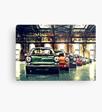 Porsche 911  Metal Print