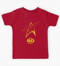 Star Trek 50th Anniversary Kids Tee