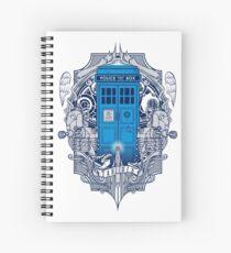 T4RD1S V2 Spiral Notebook
