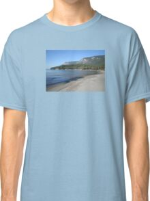 A Deserted Beach An Unspoiled Beauty Classic T-Shirt