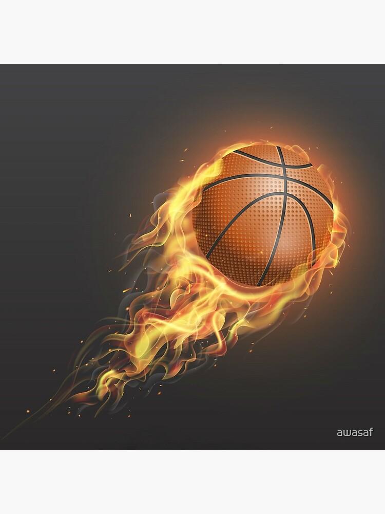 Basketball von awasaf
