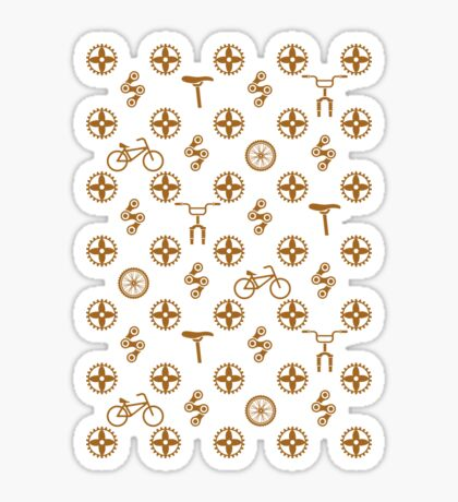 Road Vogue Sticker