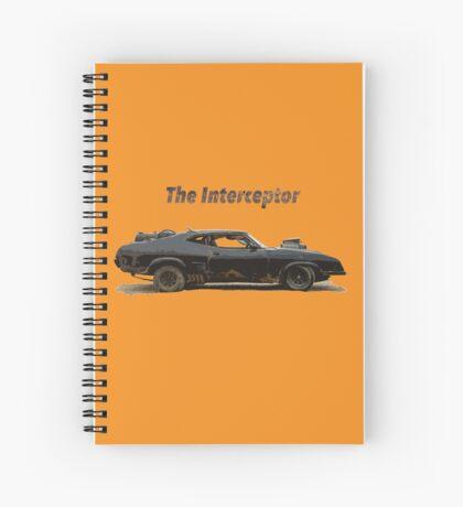 El interceptor Cuaderno de espiral