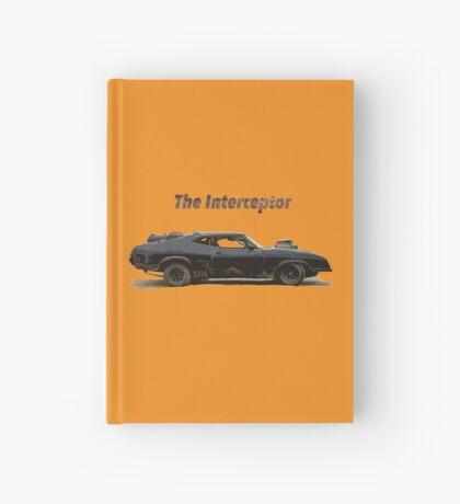 El interceptor Cuaderno de tapa dura