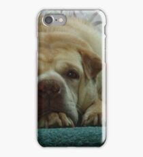 I Really Am Comfortable.. thanks.. iPhone Case/Skin