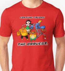 Fortune Favors The Bravest T-Shirt