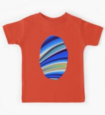 Abstract Fractal Colorways 01BL Kids Clothes
