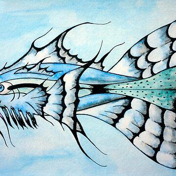 Blue Fish by Ravasak