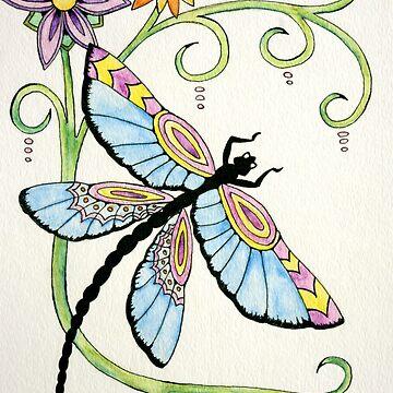 Dragonfly by Ravasak