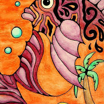 Dream Fish by Ravasak