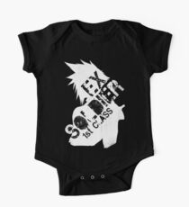 Cloud Strife ex-SOLDIER white Kids Clothes
