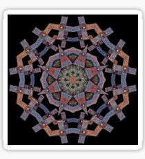 Big Butch Kaleidoscope Sticker
