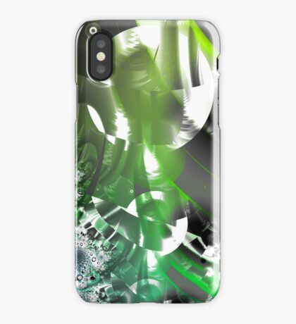 Vector Forest Art iPhone Case