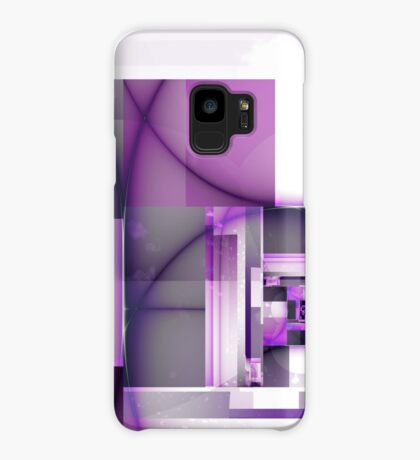 City of Pink Case/Skin for Samsung Galaxy