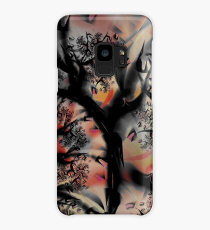 Fractal Forest - Tree Art Case/Skin for Samsung Galaxy