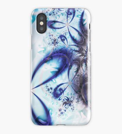 Ice Spiral  iPhone Case