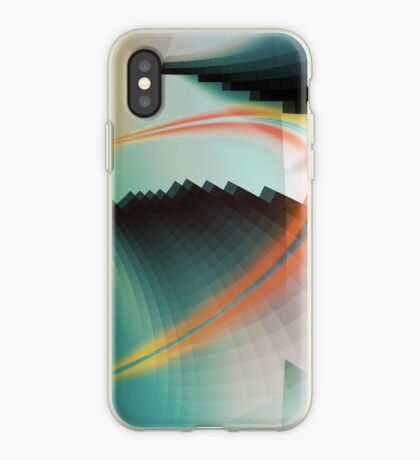 Multi-Color Abstract Symbol iPhone Case