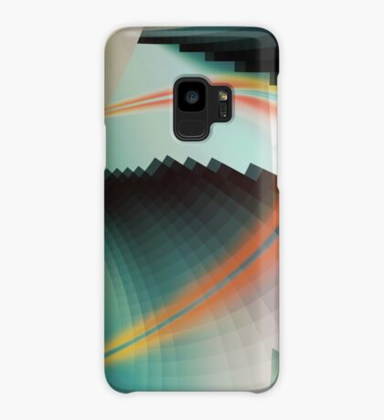 Multi-Color Abstract Symbol Case/Skin for Samsung Galaxy