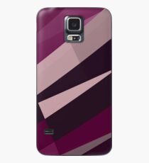 Pink Purple Leopard Design Pattern Case/Skin for Samsung Galaxy