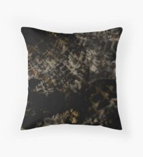 Dying Worlds Throw Pillow