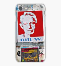 A Bill Among Playbills  iPhone Case/Skin