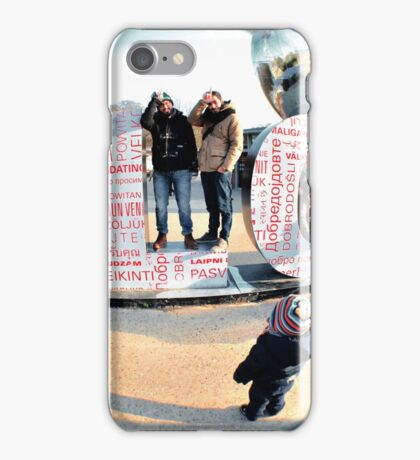 Adults Are Weird iPhone Case/Skin