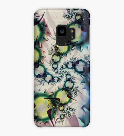 Kids Spiral Art Case/Skin for Samsung Galaxy