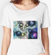 Kids Spiral Art Women's Relaxed Fit T-Shirt