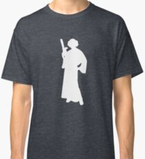 Star Wars Princess Leia White Classic T-Shirt